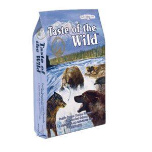 Sac de hrană uscată pentru câini Taste of the Wild, Pacific Stream