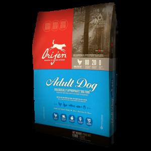 Sac de hrană uscată pentru câini Orijen Adult Dog