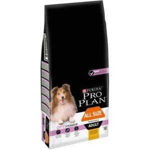 Hrană uscată pentru câini Pro Plan Adult Performance, toate taliile, pui