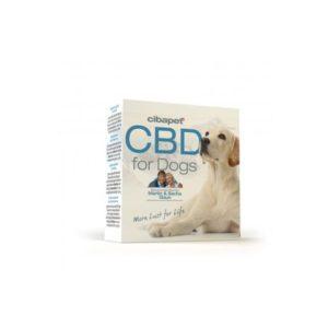 Pastile CBD for Dogs, Cibapet