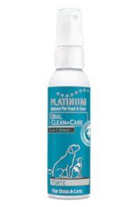 Spray dentar pentru câini Platinum Oral Clean & Care Forte